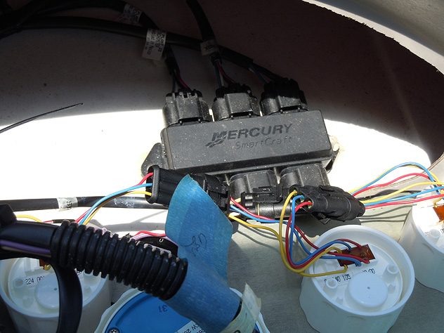 Wiring Harness Adapter For Optimax Mercury